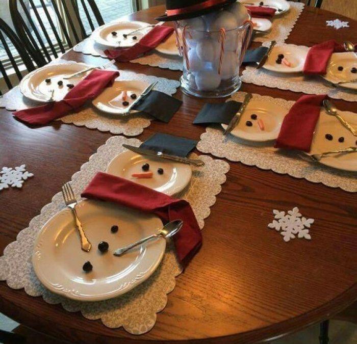 Disfruta de las reuniones de Navidad
