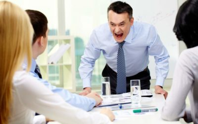 Relación laboral tóxica: cómo afrontarla