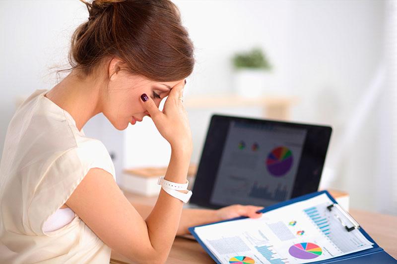 Baja por depresión laboral: en qué consiste, causas y tratamiento