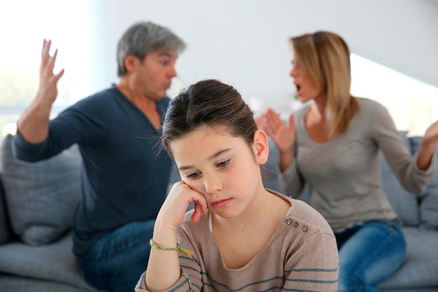 Cómo proteger al niño frente al divorcio