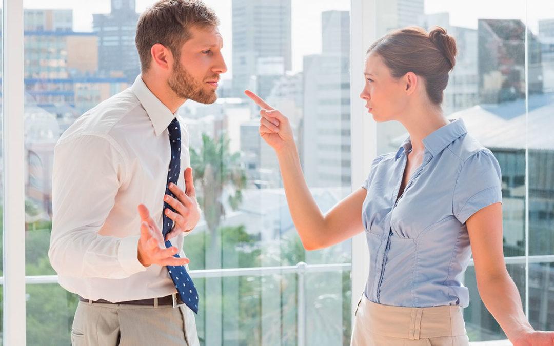 Cómo resolver los conflictos laborales